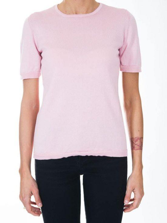 Casa Nodo T-shirt rosa