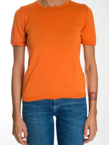 Casa Nodo T-shirt arancio