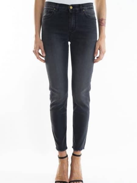 Acynetic Jeans slim grigio