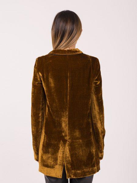 Rame giacca in ciniglia
