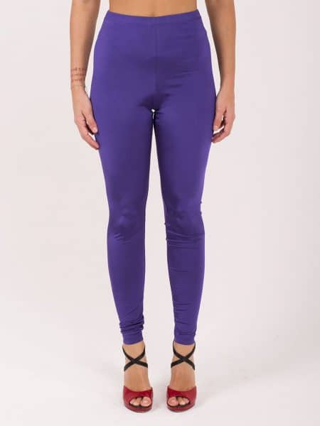 Attic and Barn leggings viola