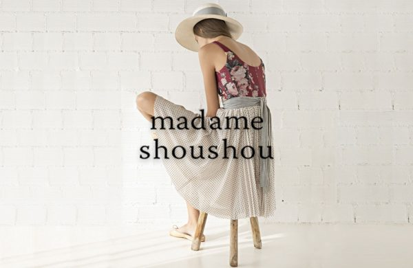 Banner Madame Shoushou