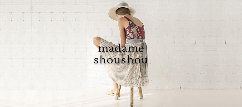 Banner Madame Shoushou
