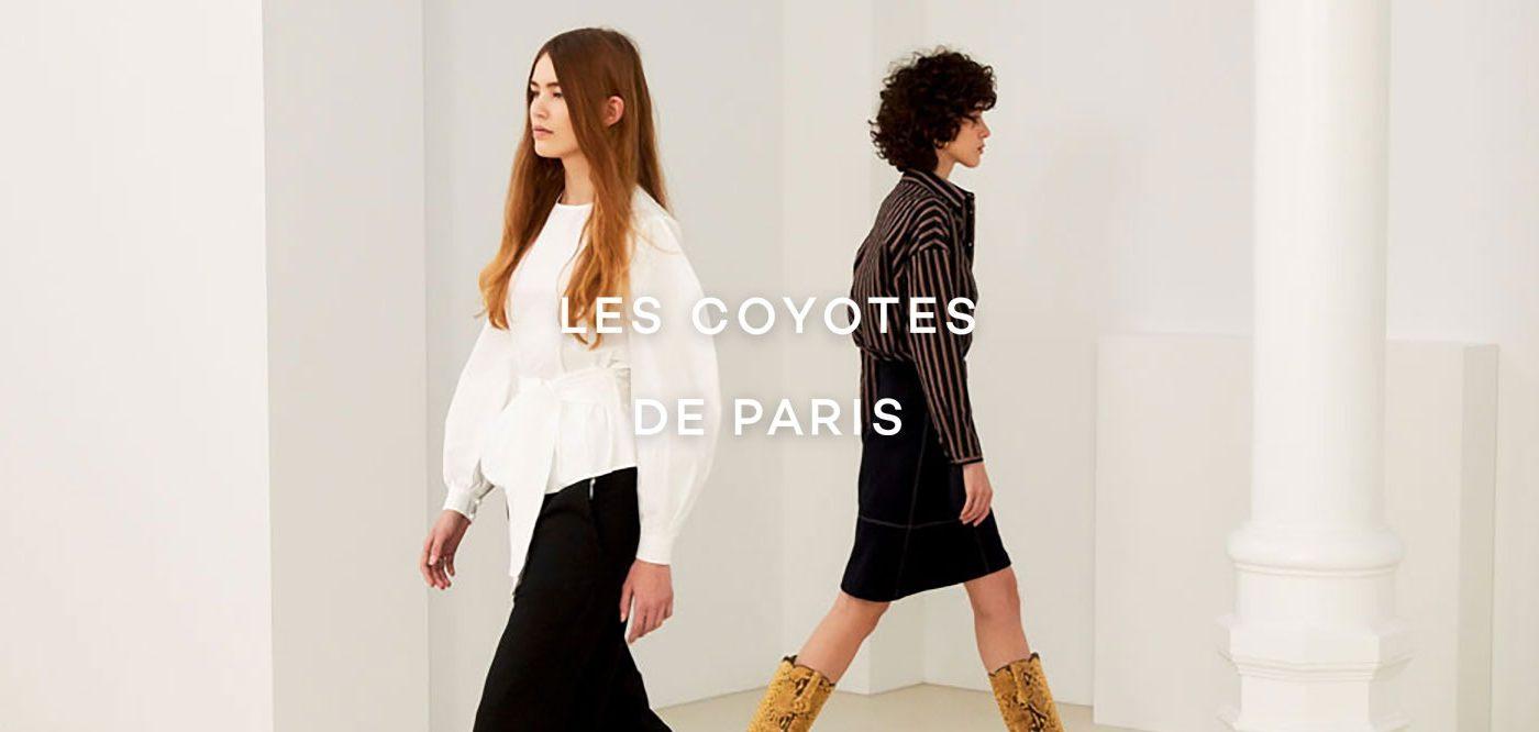 Arriva in Store Les Coyotes De Paris