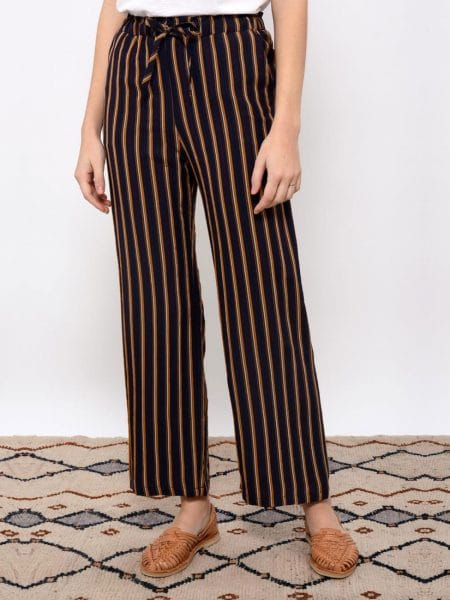Leon and Harper Penny Stripes Pantalone