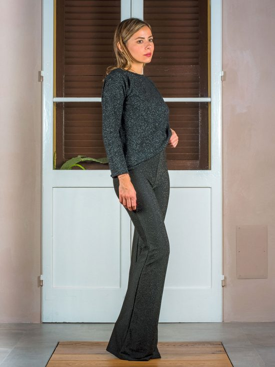All'egra Pantalone Lurex