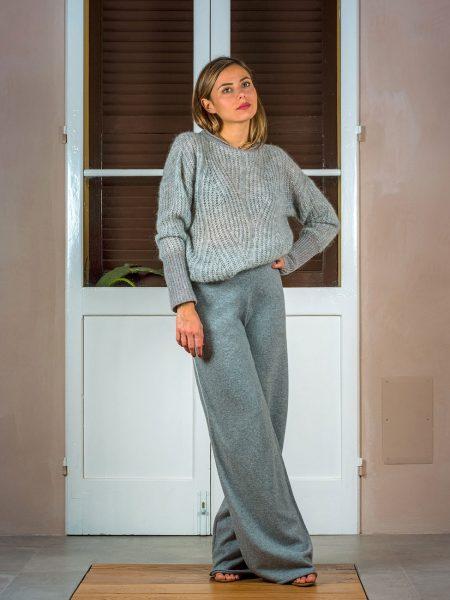Akemi Pantalone Morbido