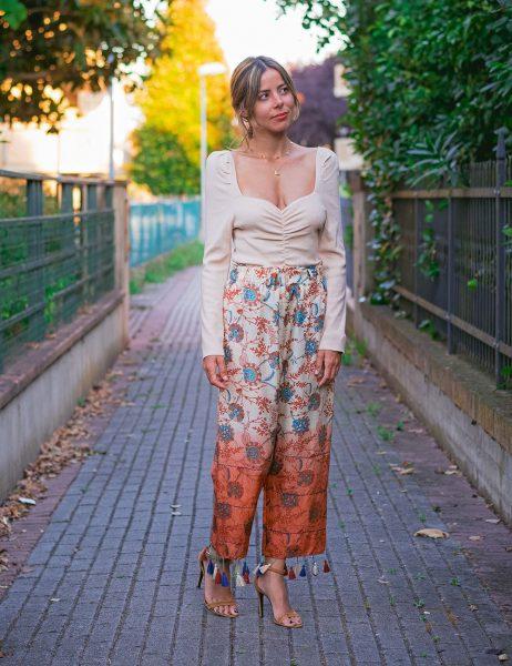 Phisique du Role Pantalon Gypsy