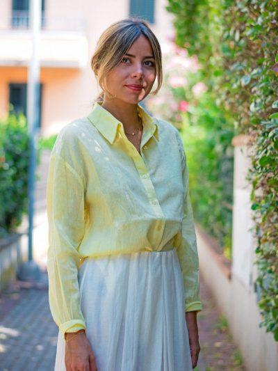 All'egra Camicia Limone