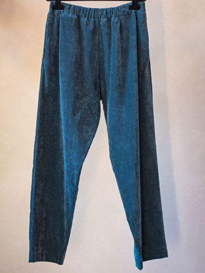 Phisique du Role Pantalon Velours Blue Jeans
