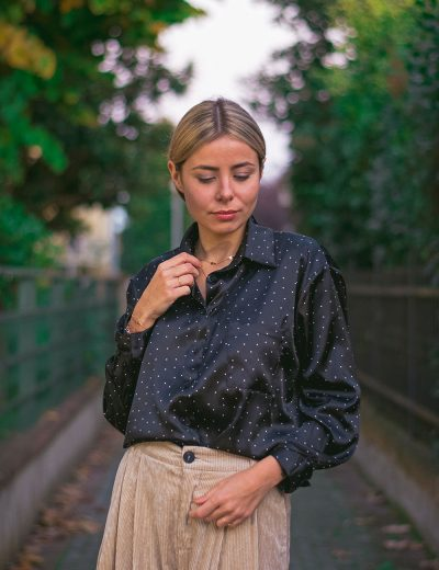 All'egra Camicia Olivia